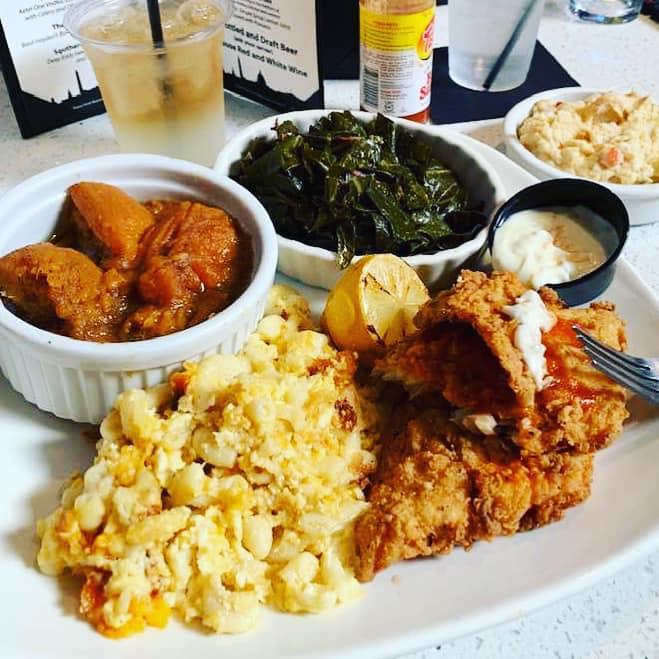 District Soul Food & Lounge